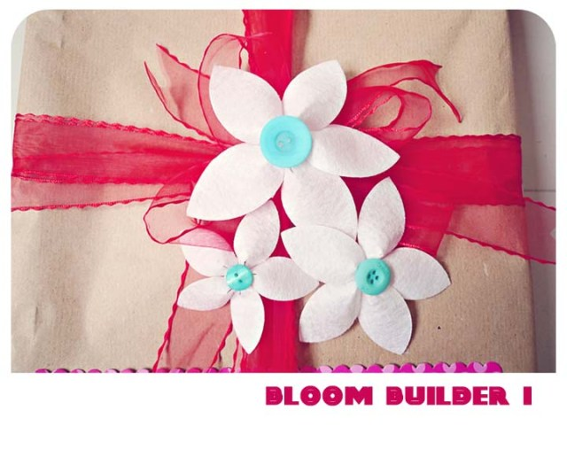 Bloom Builders #1