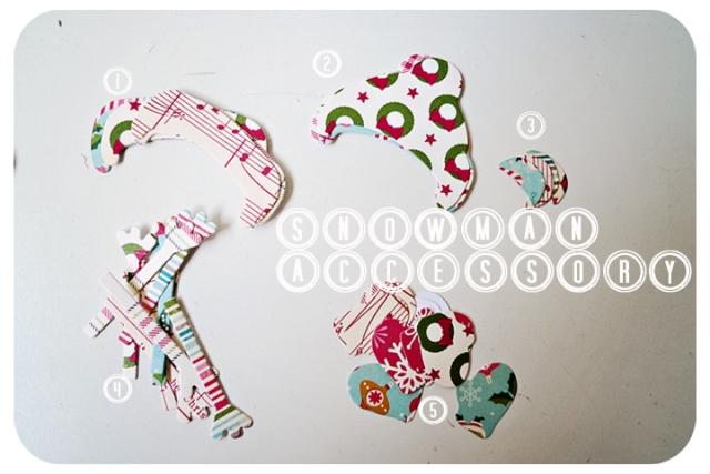 Snowman Accessories
