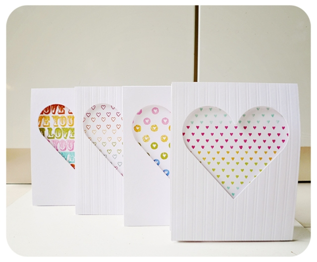 Happy Valentine Day Handmade Cards
