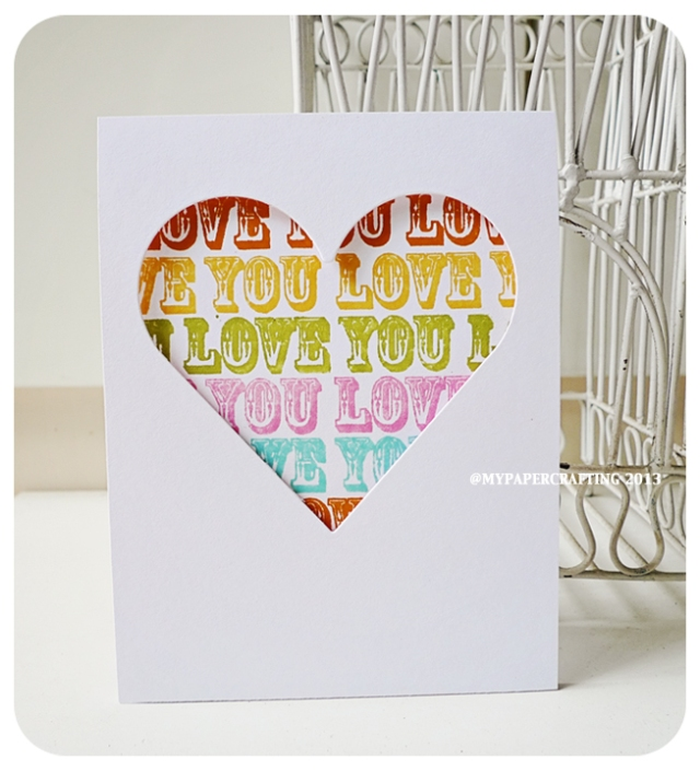 Happy Valentine Day - Love you wording