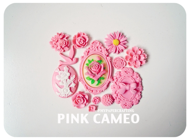 Mixed Cameo Pink