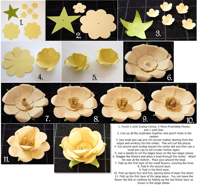 Blooming Flower tutorial