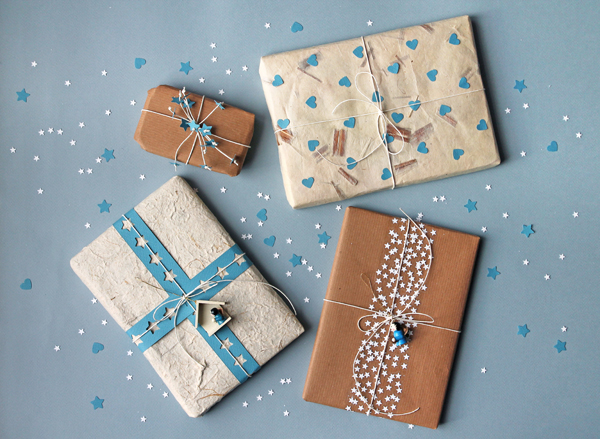 Tape DIY Gifts