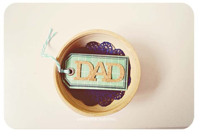 Dad tags