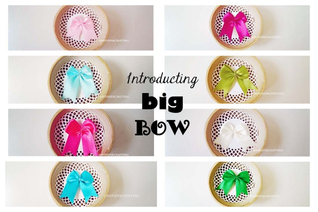 Big Bow Ribbon