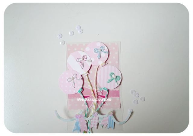 Handmade Balloon Embellishment