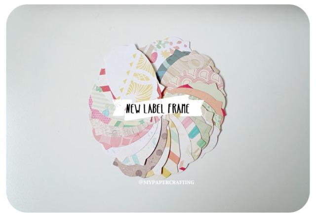 New Label Frame