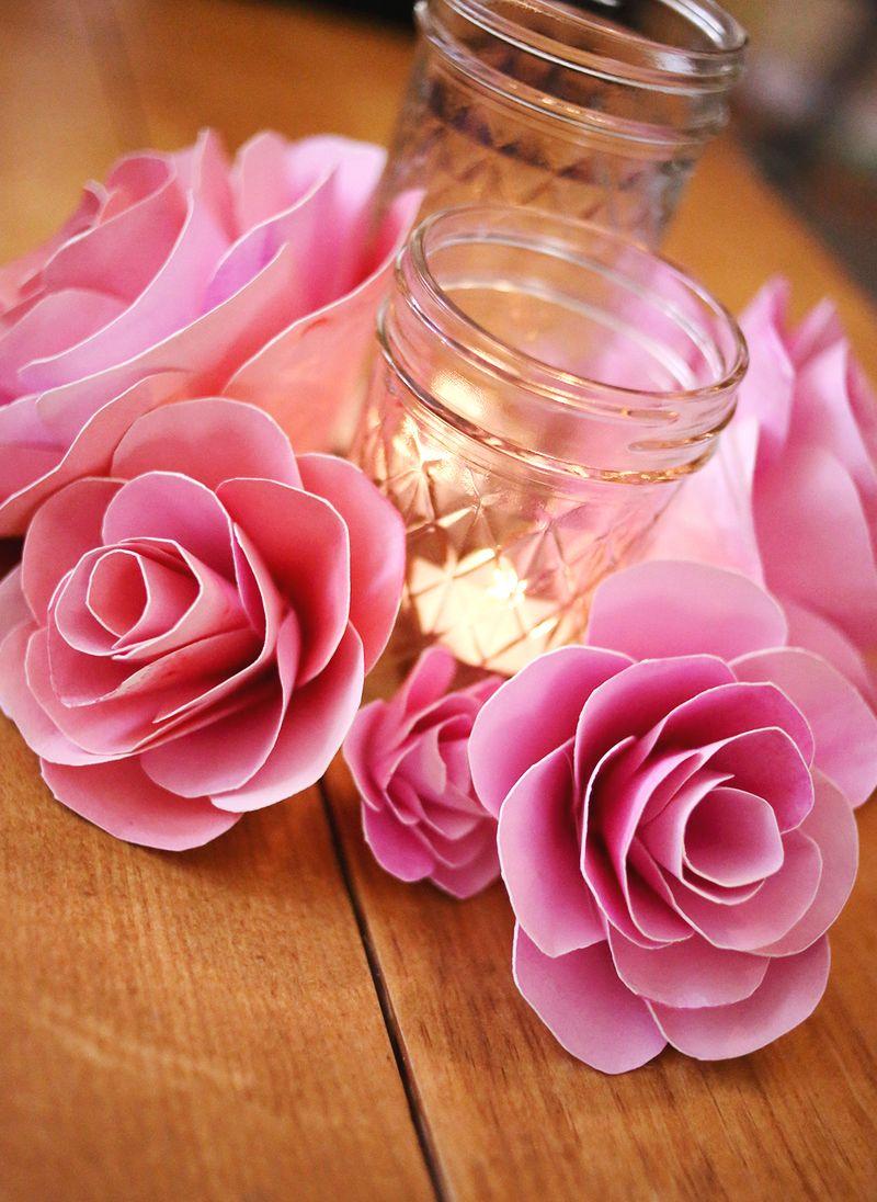 Inspirational Monday Do It Yourself Diy Flower Series Diy