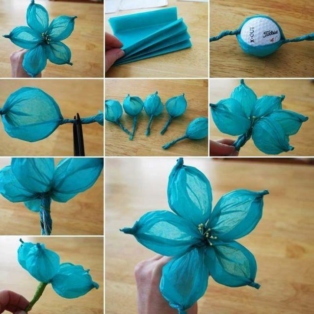 Inspirational monday do it yourself diy flower series diy diy crate paper flower mightylinksfo