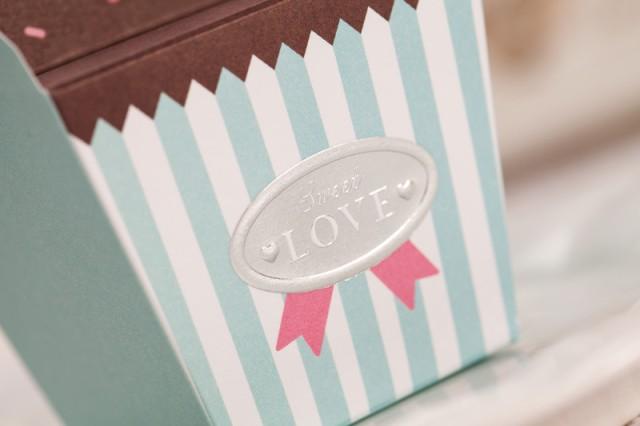 Cupcake / Ice-cream boxes