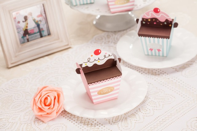Cupcake / Ice-Cream DIY Box